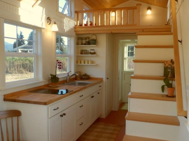 tiny homes with wheels design inspiration
