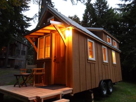 tiny rv house with wheels