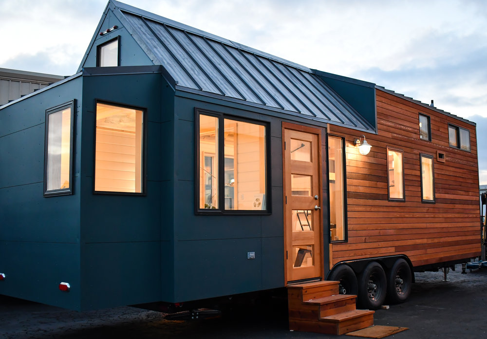 tiny house for sale in oregon modern urban