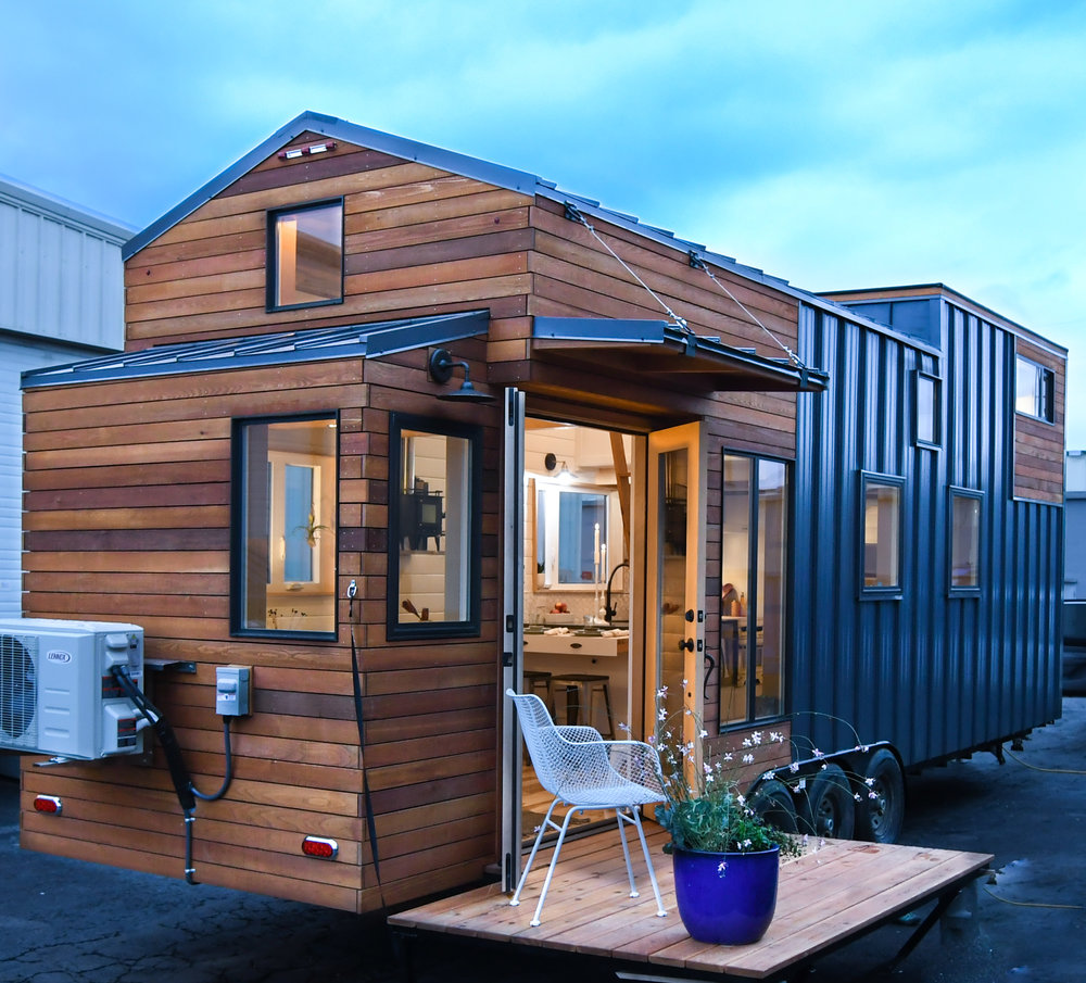 small home with wheels