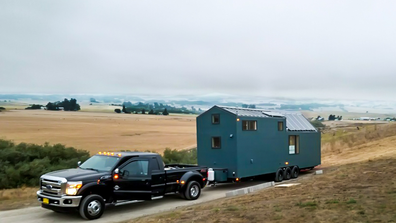tiny house with wheels for sale in oregon