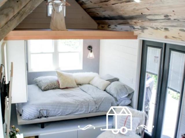kootenay 28 2 bedroom tiny house