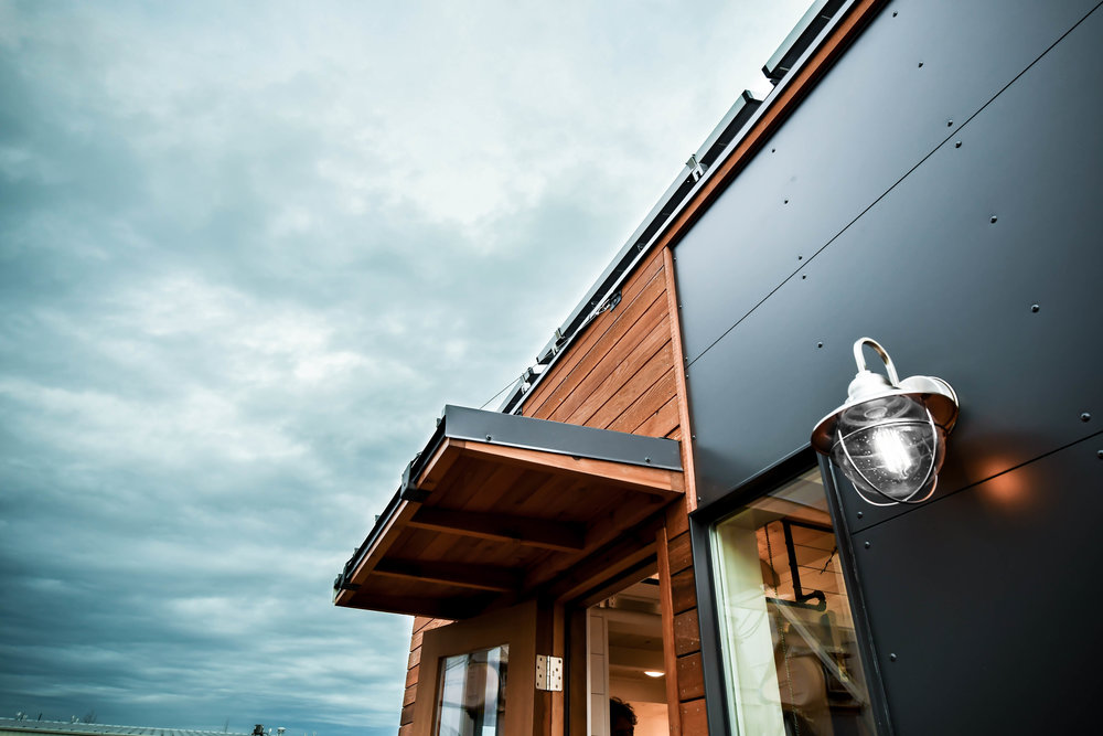 modern small home manufacturer in oregon
