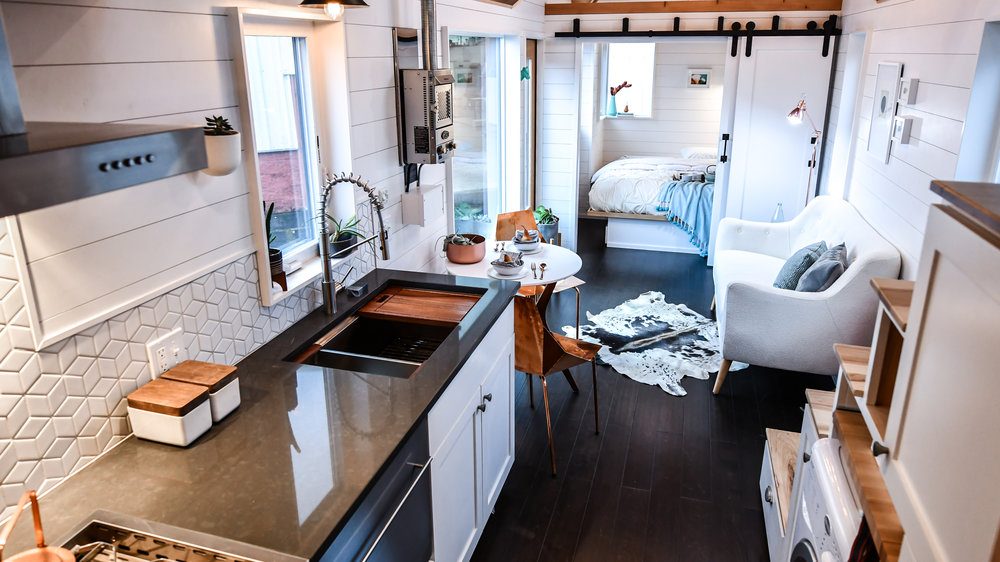 best tiny house manufacturer in oregon