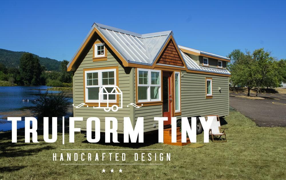 tiny house manufacturer oregon