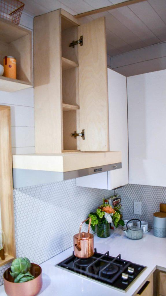 tiny house kitchen design
