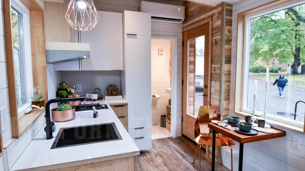 tiny house kitchenette