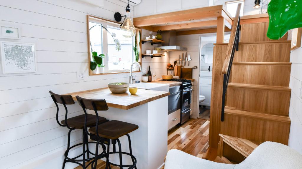 micro home plan