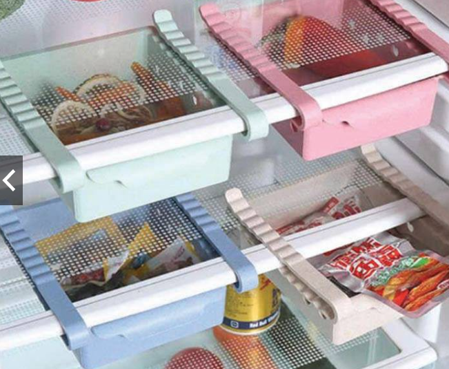 maximize fridge space