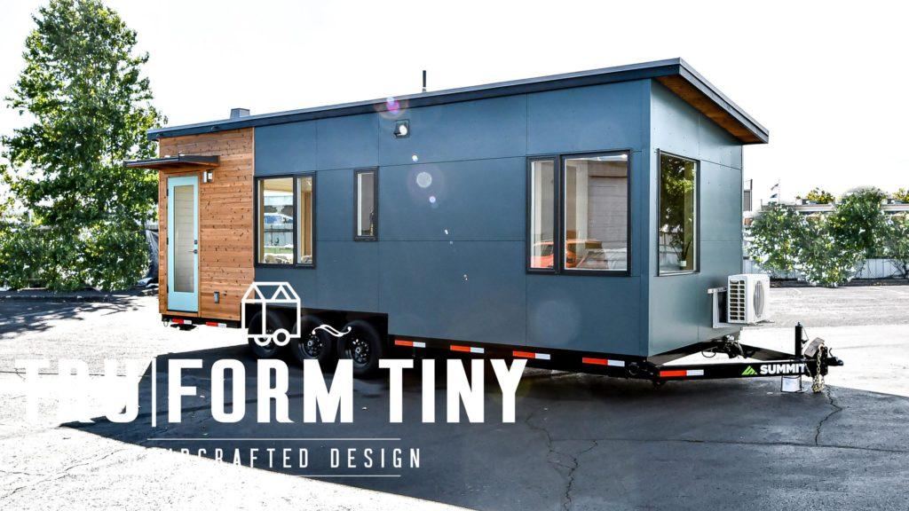 tiny home blueprint