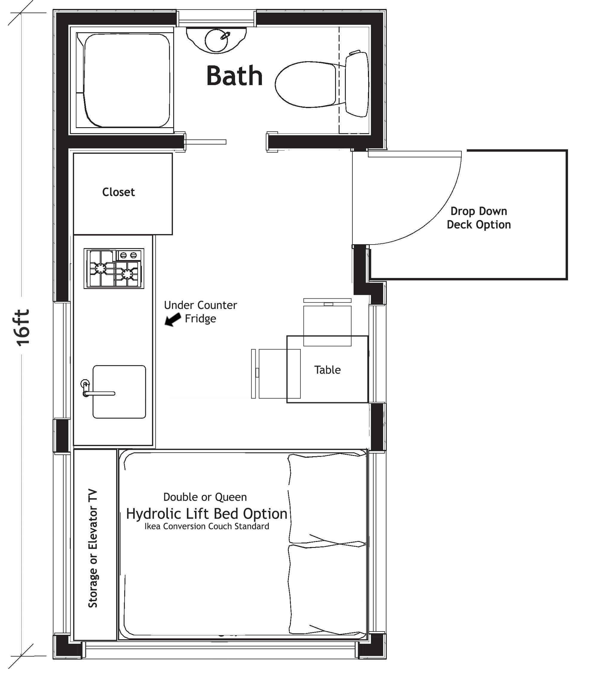 Verve small house floor plan 16